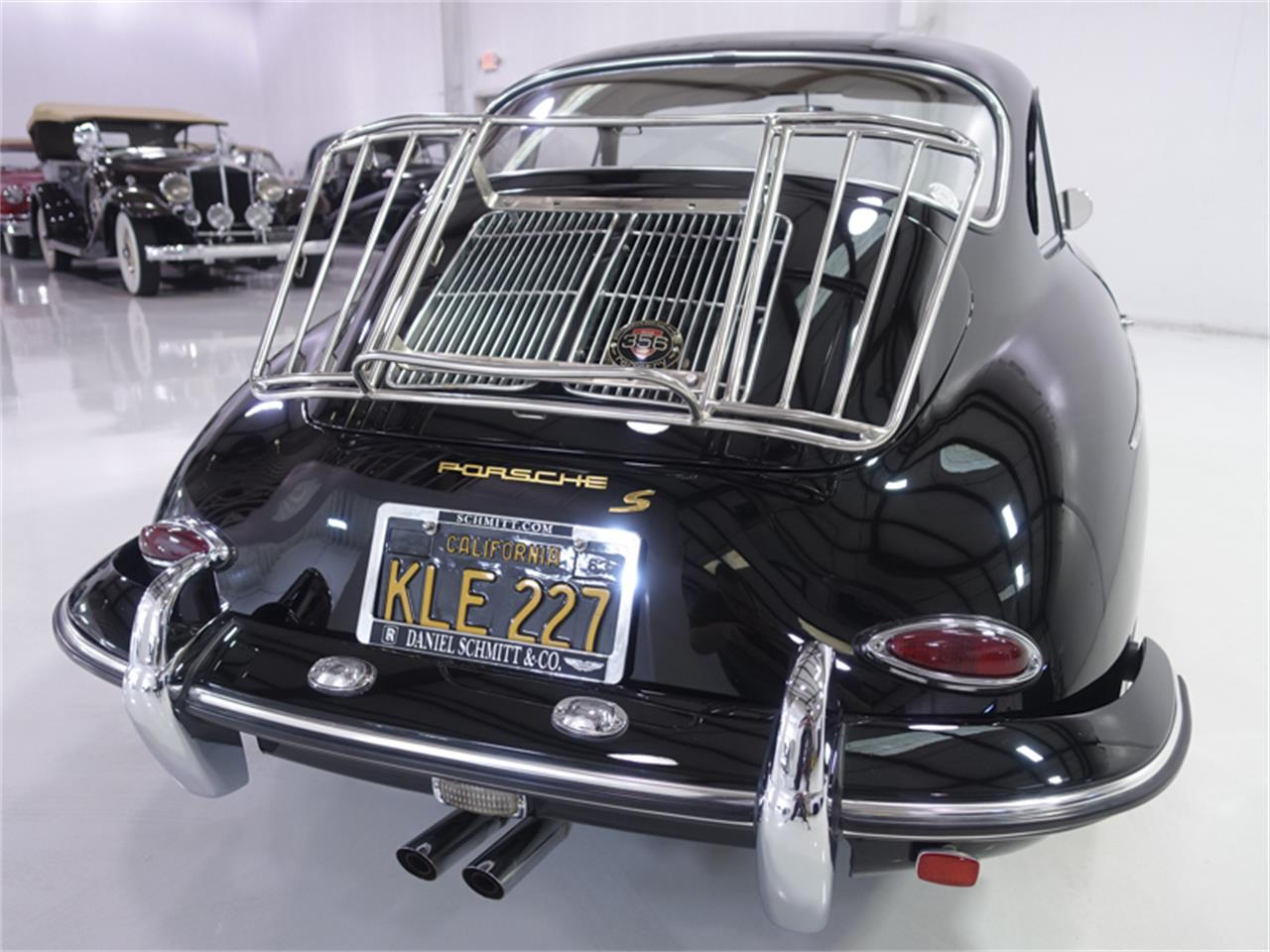 Large Picture of 1963 Porsche 356B located in Missouri - $109,900.00 Offered by Daniel Schmitt & Co. - PGEA