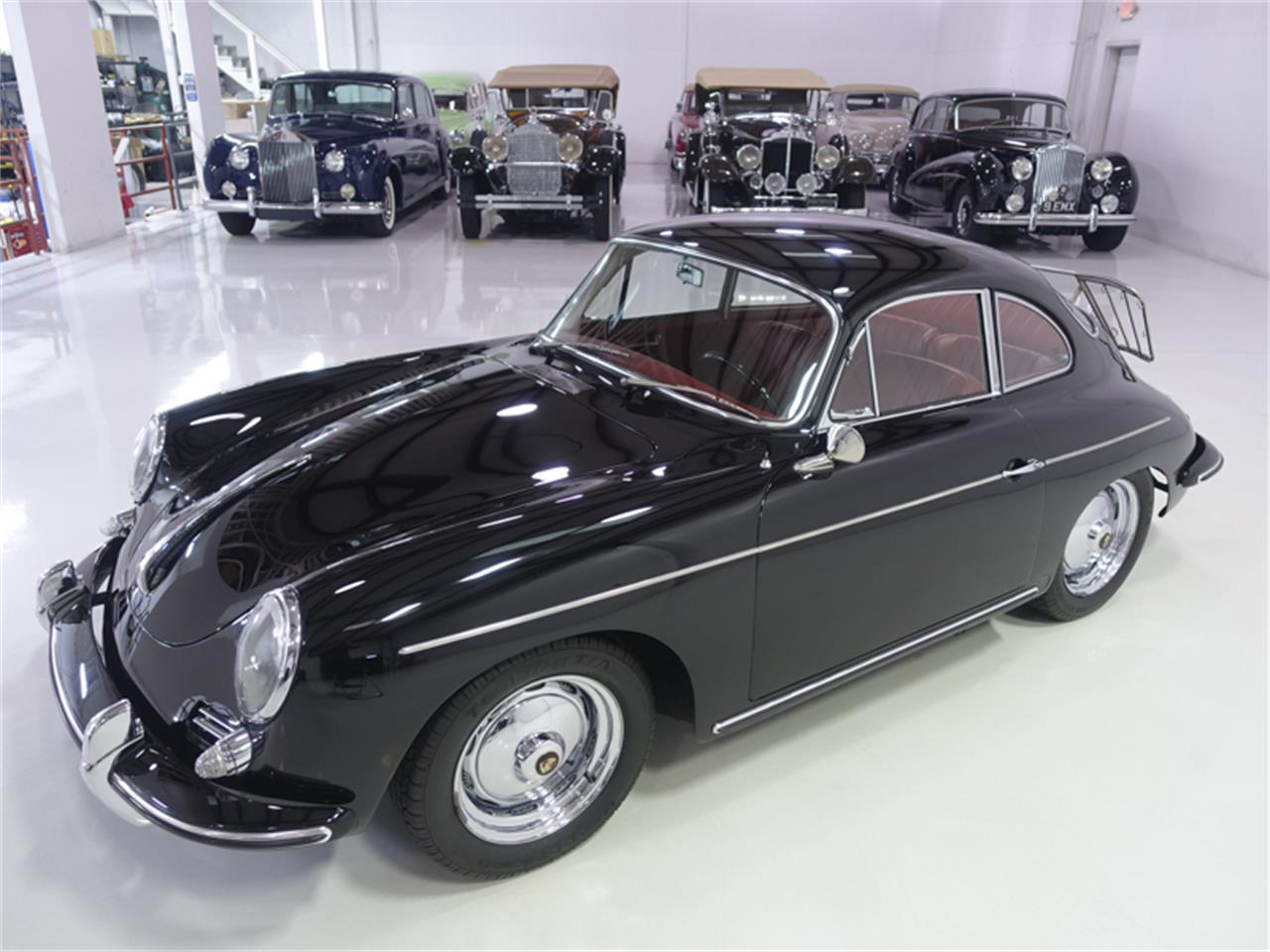 Large Picture of Classic 1963 Porsche 356B located in St. Louis Missouri Offered by Daniel Schmitt & Co. - PGEA