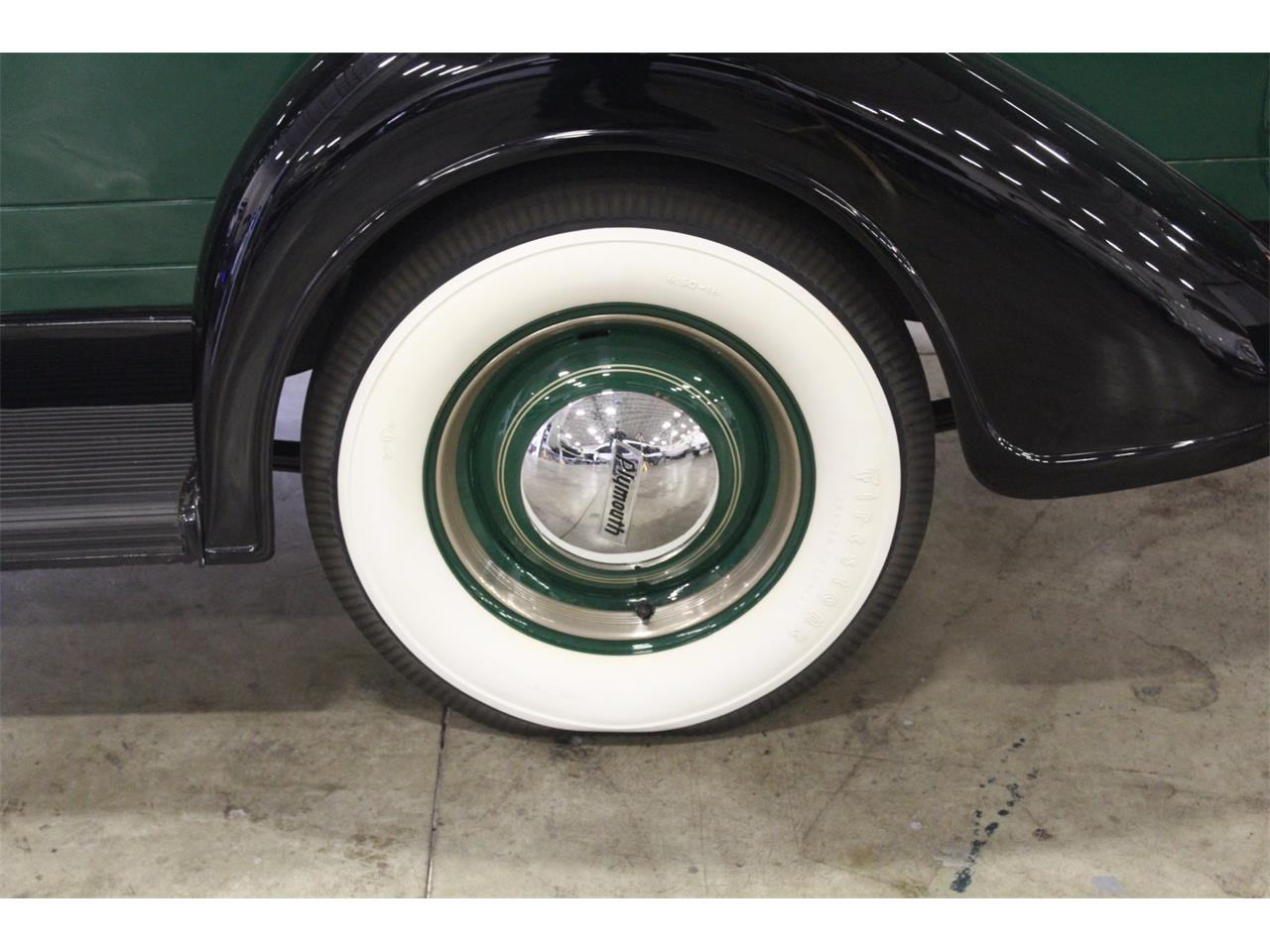 Large Picture of Classic 1937 Plymouth Pickup Offered by Larson Powerboats/Sports Northwest - PGED