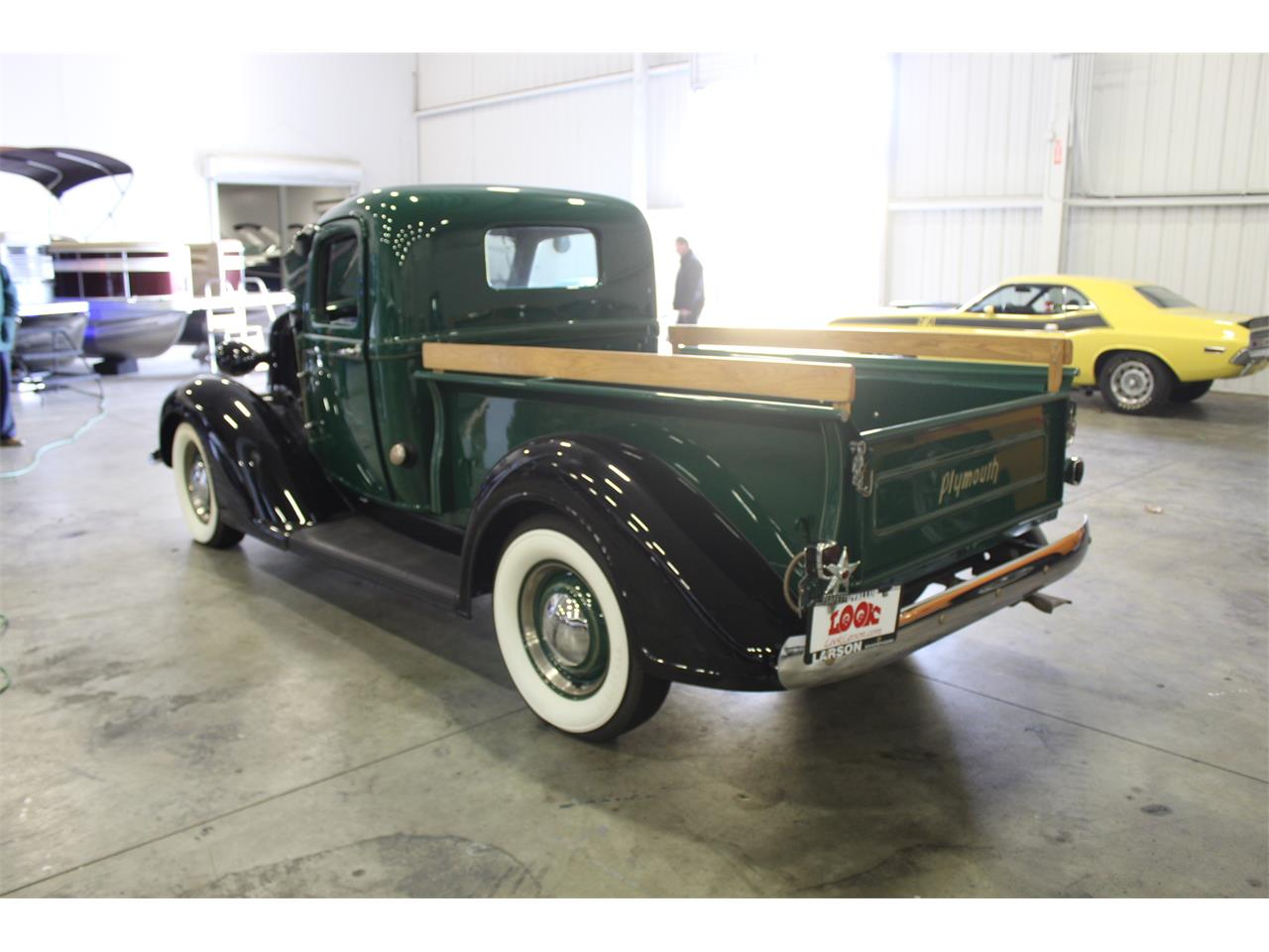 Large Picture of '37 Pickup - PGED