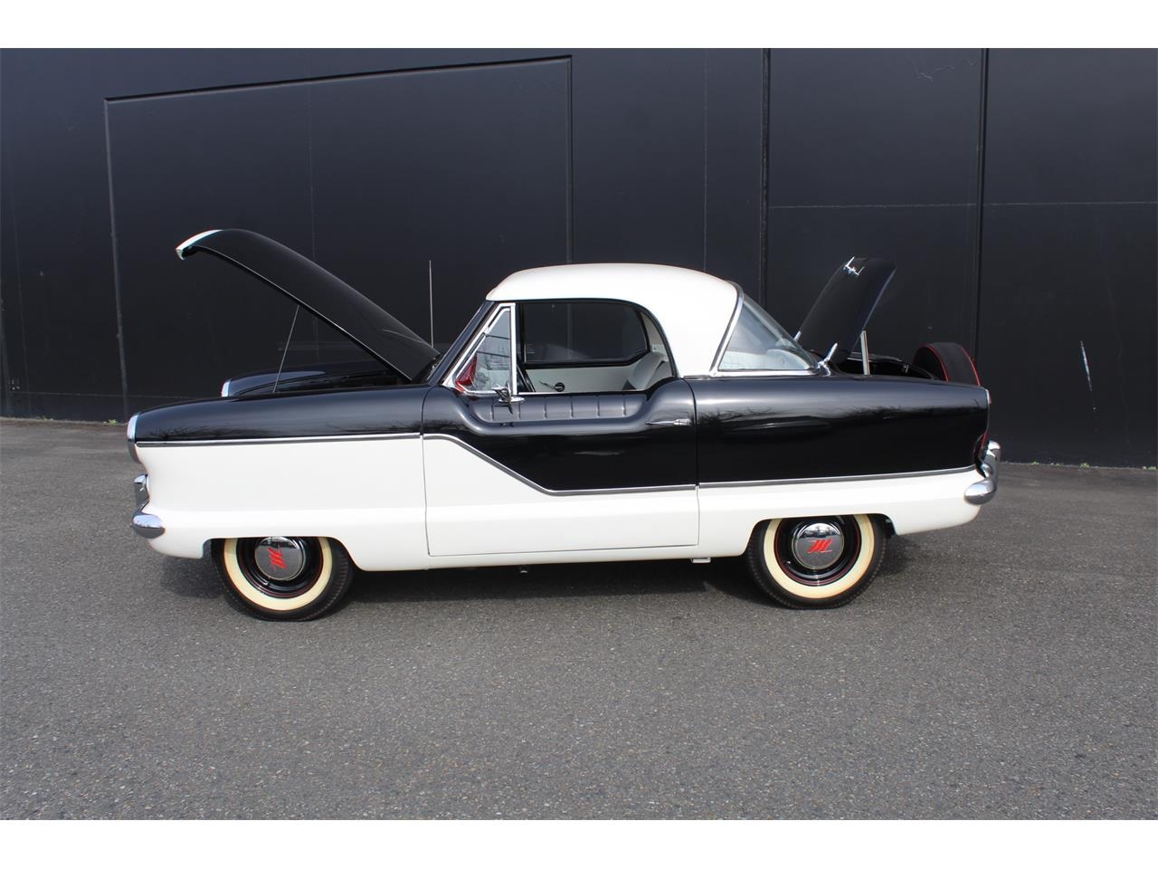 Large Picture of Classic 1959 Nash Metropolitan Offered by Larson Powerboats/Sports Northwest - PGEG