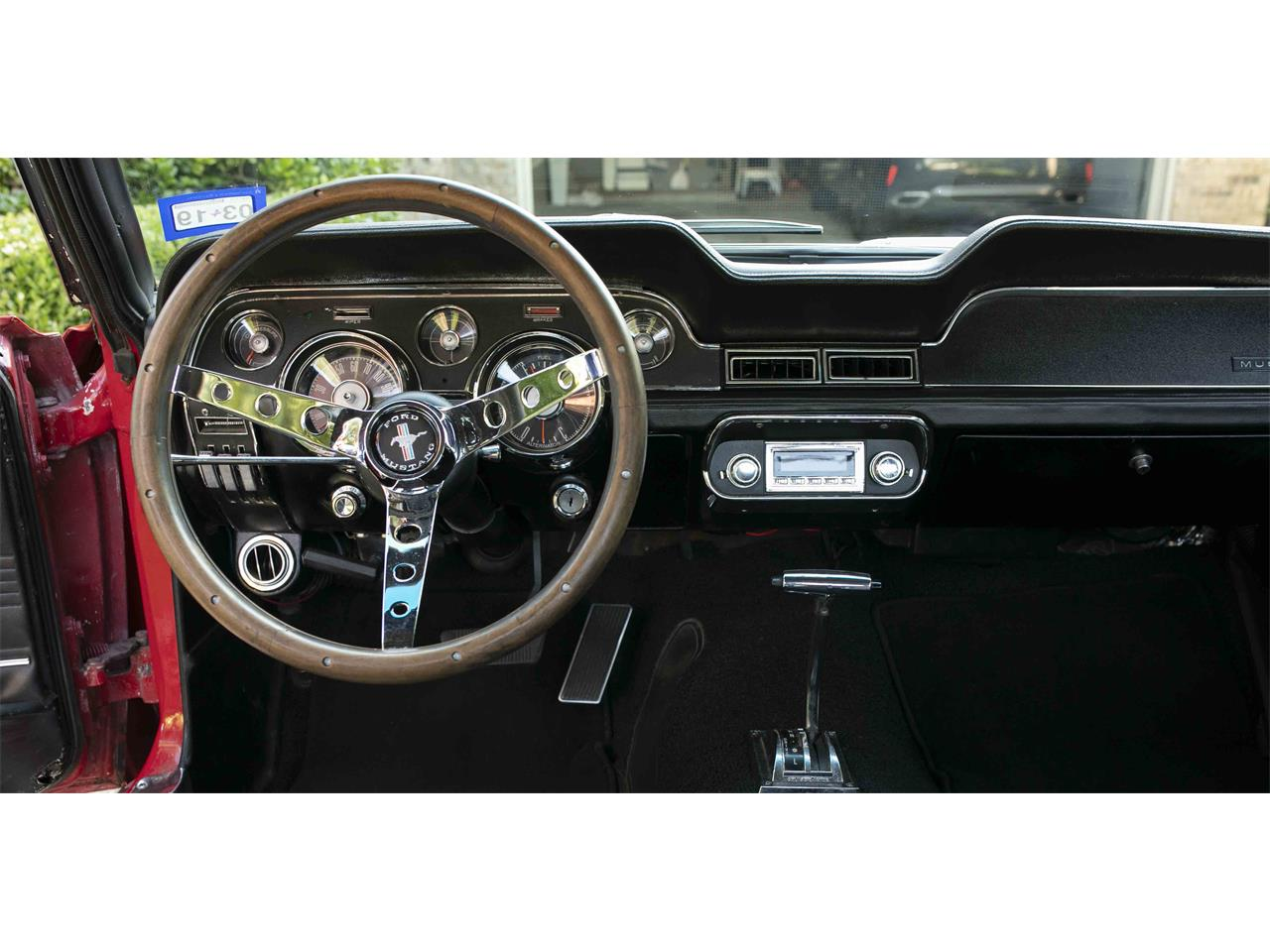 Large Picture of '67 Mustang - PGEH