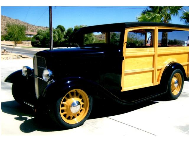 Picture of Classic '32 Ford Woody Wagon - $49,900.00 - PGEI