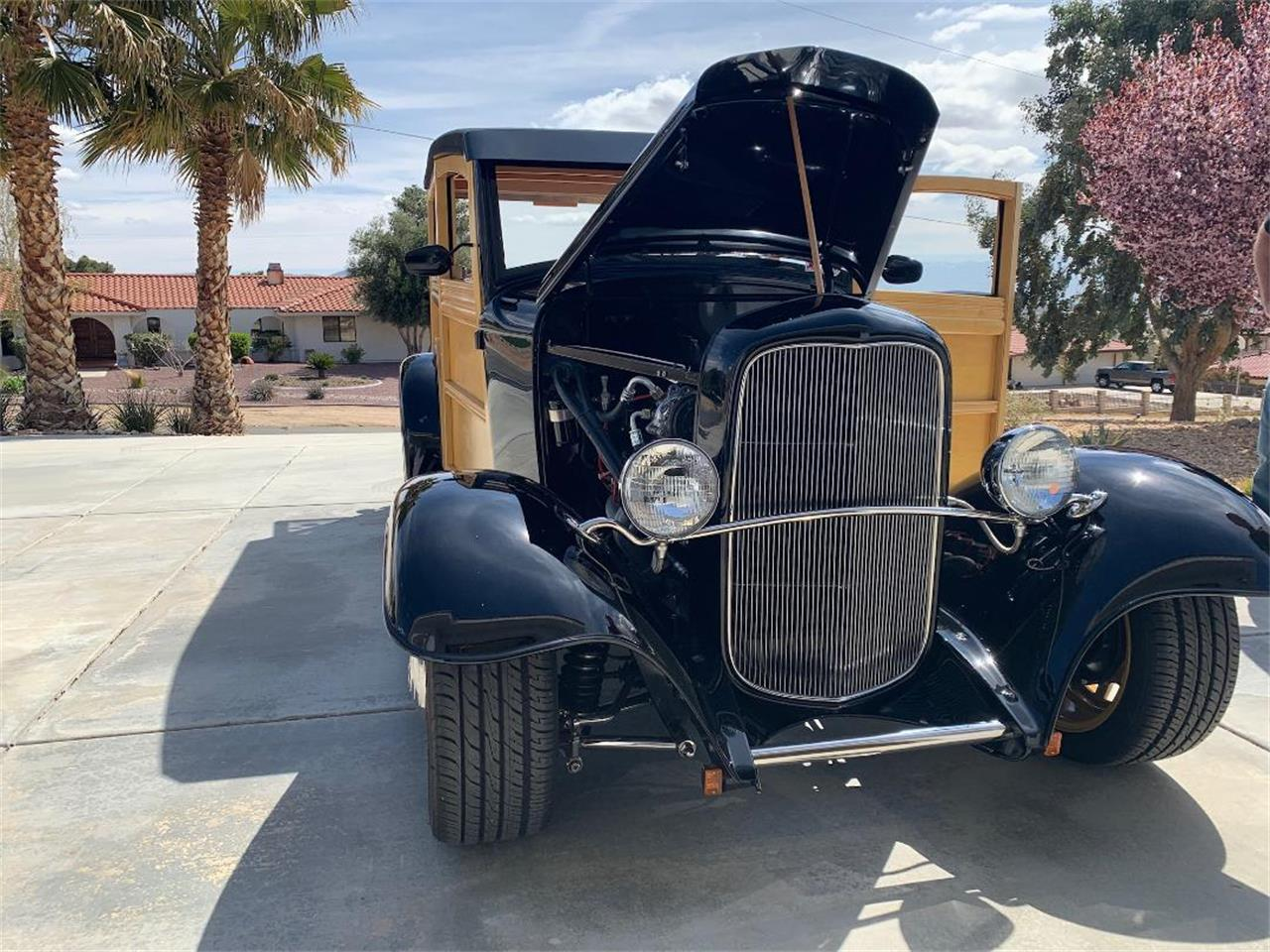 Large Picture of '32 Woody Wagon - PGEI