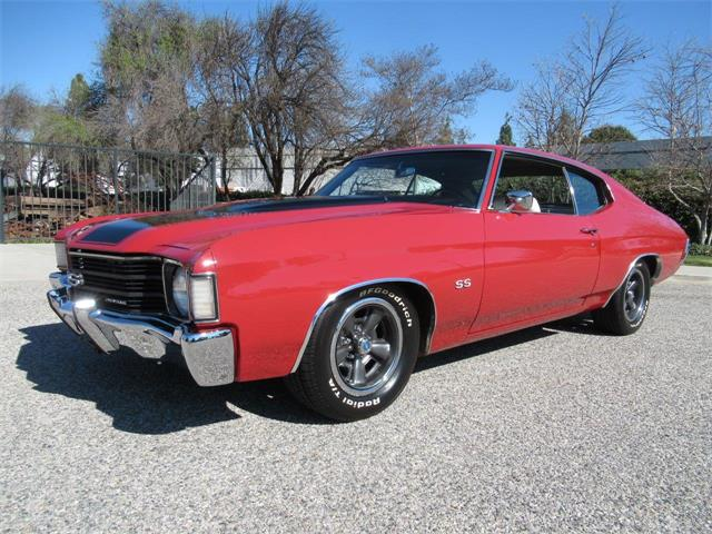 Picture of 1972 Chevelle SS - $29,900.00 Offered by  - PGET