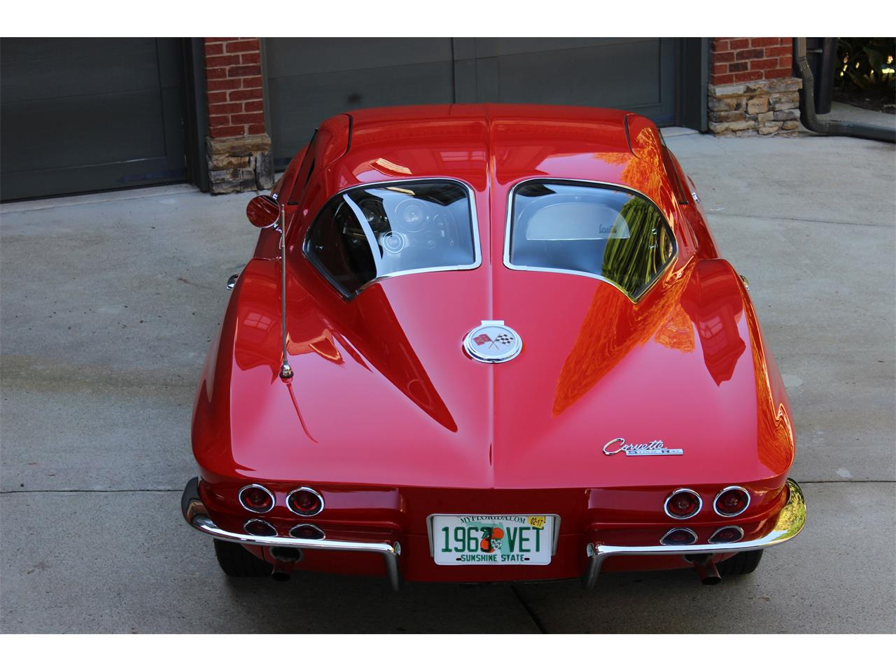 Large Picture of '63 Corvette - PGF0