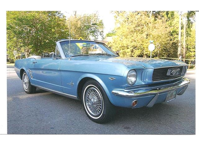 Picture of Classic '66 Ford Mustang - PGF4