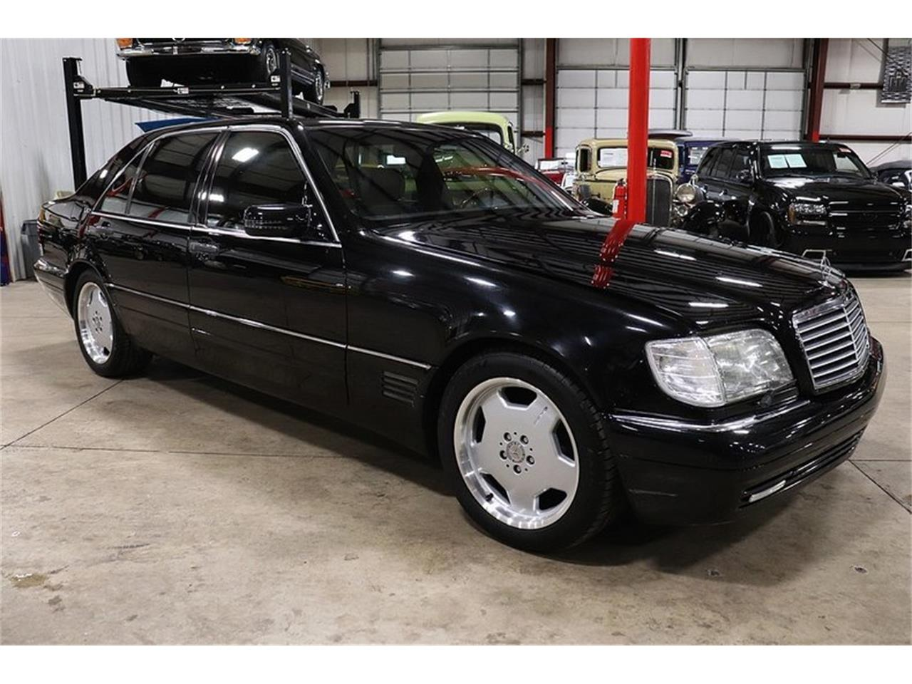 1999 mercedes benz s600 for sale cc. Black Bedroom Furniture Sets. Home Design Ideas