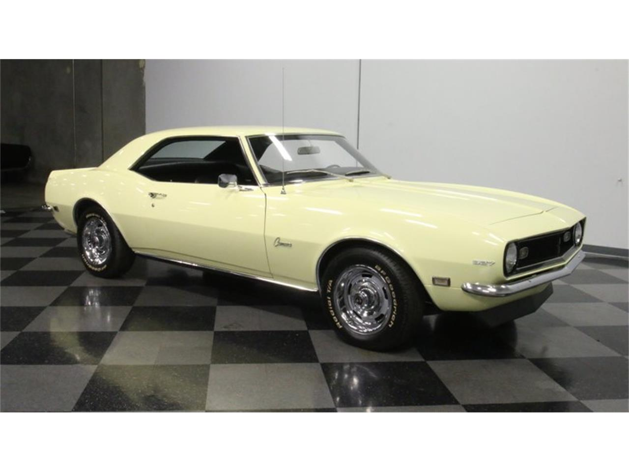 Large Picture of '68 Camaro - PGFC