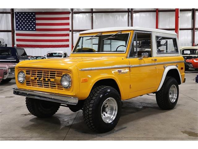 Picture of '72 Bronco - PGFD