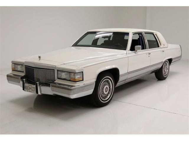 Classic Cadillac Brougham For Sale On ClassicCars
