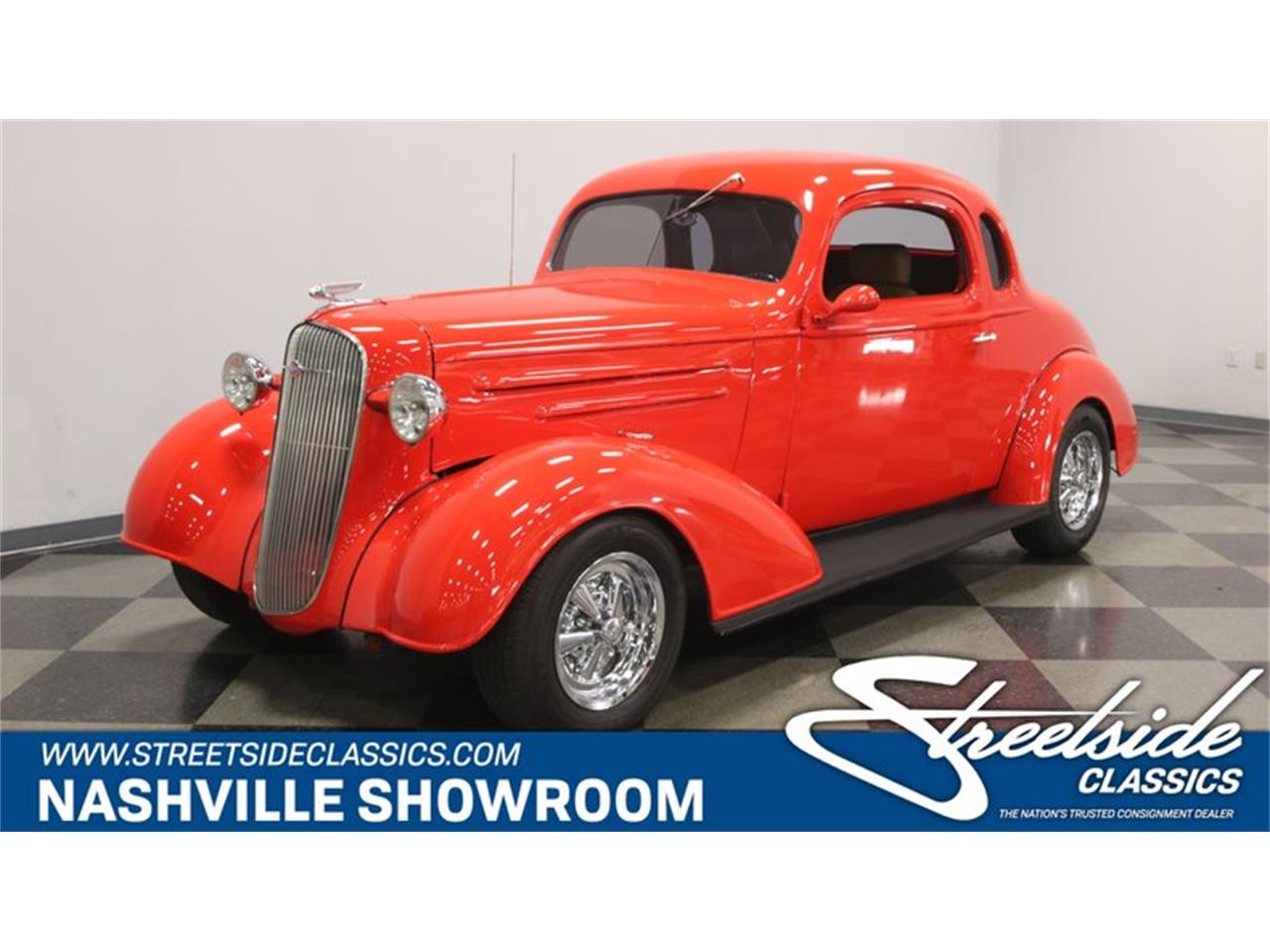 Large Picture of 1936 Chevrolet Automobile - PGFU