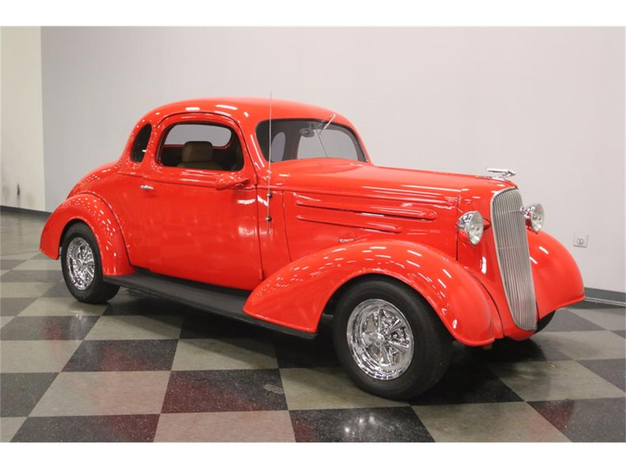 Large Picture of Classic 1936 Chevrolet Automobile located in Lavergne Tennessee Offered by Streetside Classics - Nashville - PGFU