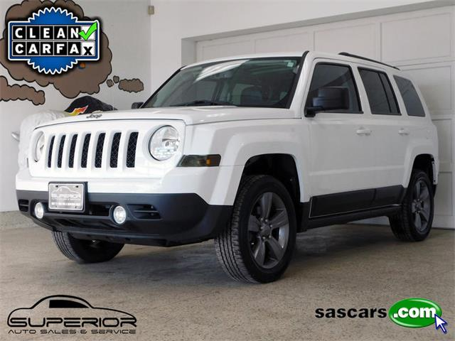 Picture of '15 Jeep Patriot - $15,935.00 Offered by  - PGG0
