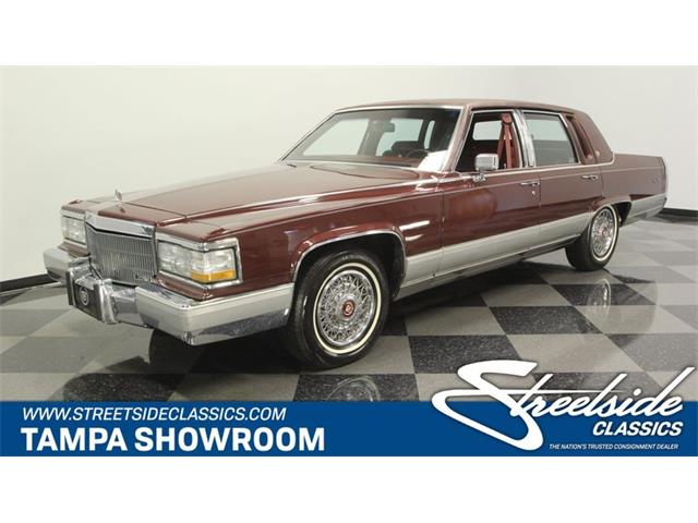 Picture of 1990 Cadillac Brougham - $17,995.00 - PGG3