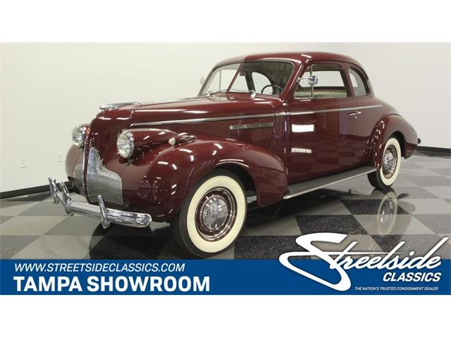 Picture of '39 Buick 46S located in Florida - $34,995.00 Offered by  - PGGA