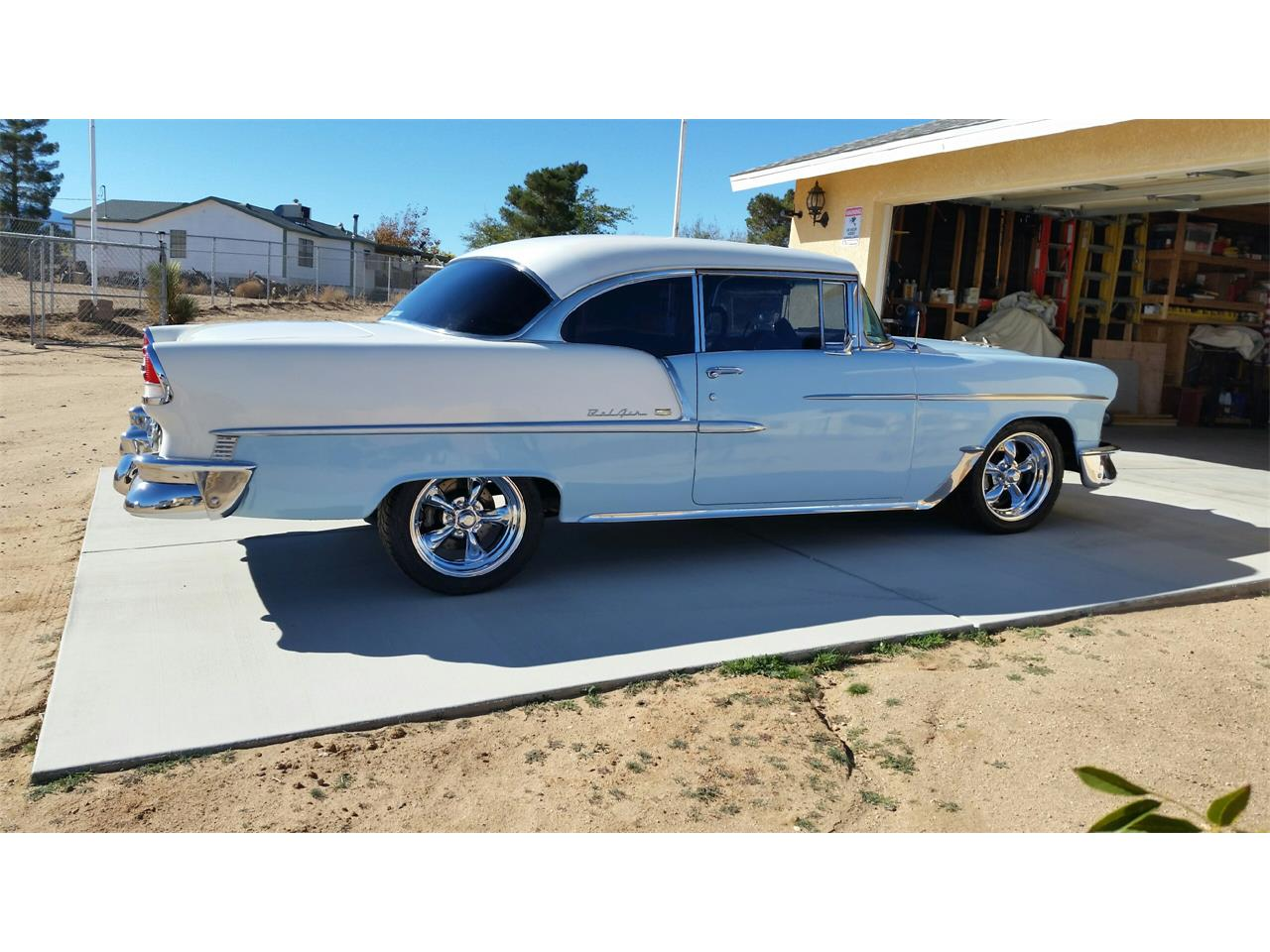 Large Picture of '55 Bel Air - PB39