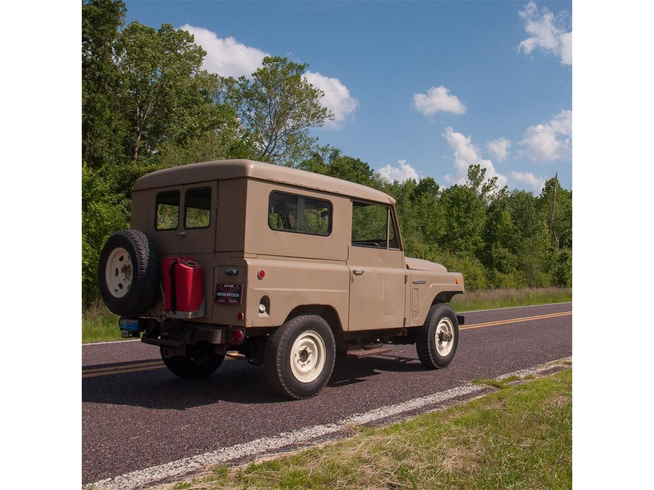 Large Picture of '69 Patrol - PGHH