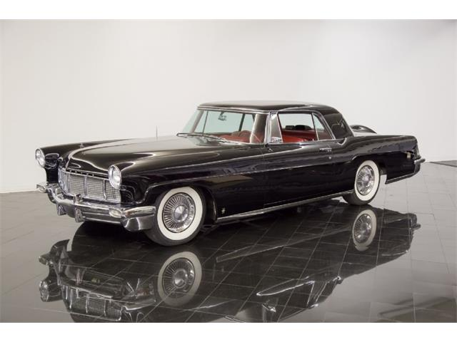 Picture of 1956 Continental Mark II located in St. Louis Missouri - PGHL