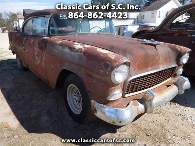 Picture of Classic 1955 Bel Air located in South Carolina - PGHN