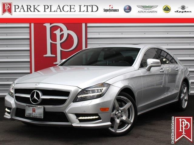 Picture of '14 Mercedes-Benz CLS-Class located in Washington Offered by  - PGHZ