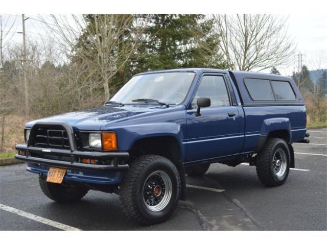 Picture of '86 Pickup - PGI4