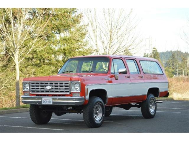 Picture of 1976 Chevrolet Suburban Offered by  - PGI6