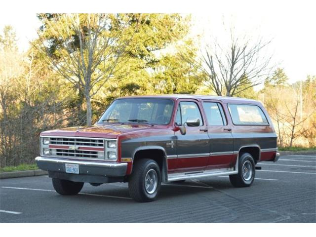 Picture of 1985 Suburban located in Cadillac Michigan Offered by  - PGI8
