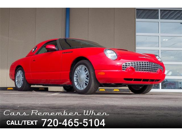 Picture of 2002 Ford Thunderbird - $26,900.00 - PGIE