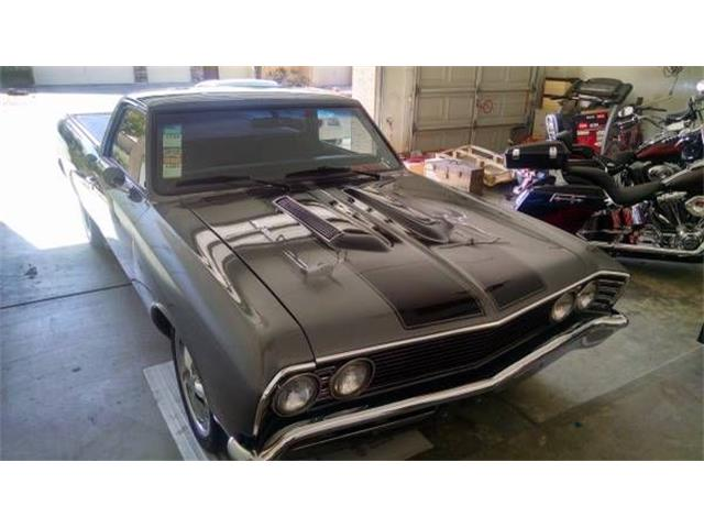 Picture of 1967 Chevrolet El Camino located in Cadillac Michigan - $37,995.00 Offered by  - PGIM