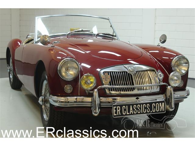 Picture of 1960 MGA located in Waalwijk Noord-Brabant - $39,550.00 Offered by  - PGIO