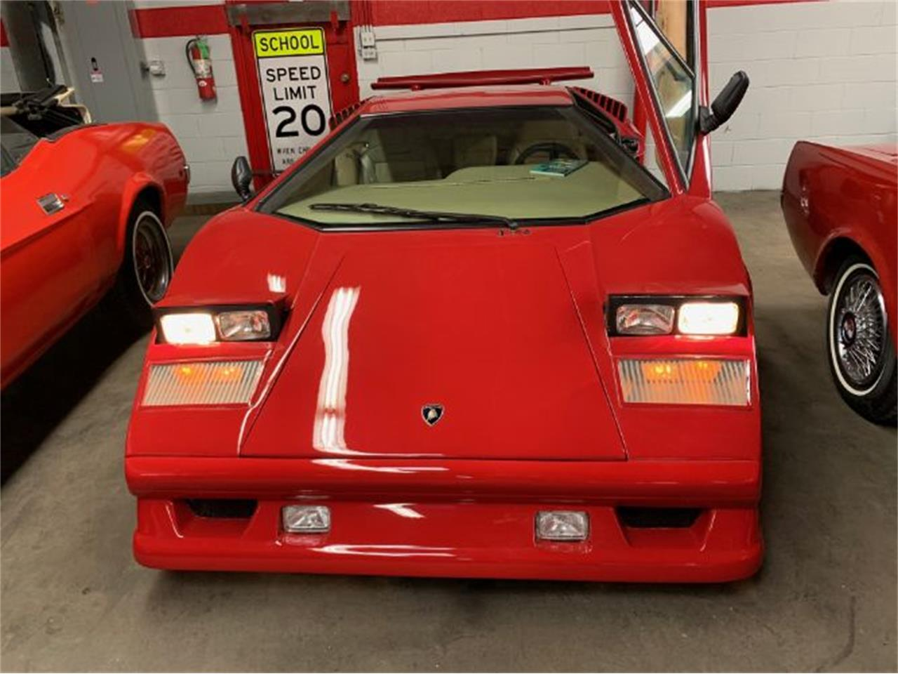 1986 Lamborghini Countach For Sale Classiccars Com Cc 1187811