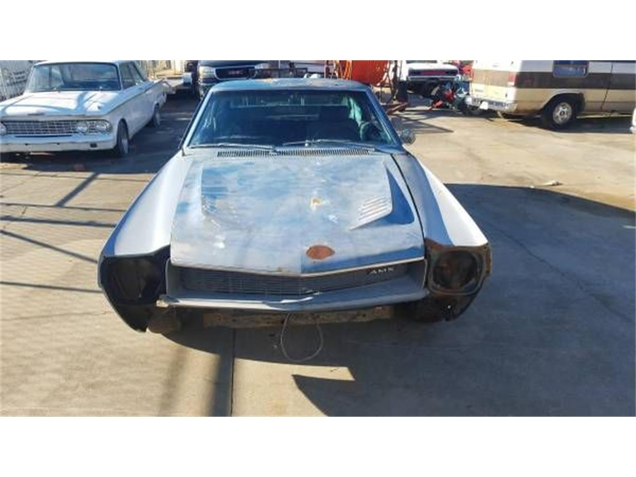 Large Picture of '69 AMX - PGIT