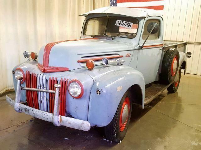 Picture of '47 Ford Pickup - $12,395.00 Offered by  - PGJ7