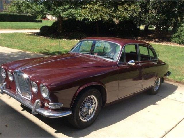 Picture of 1967 Jaguar 420 - $14,395.00 Offered by  - PGJ8