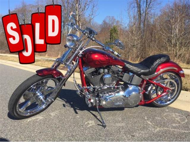 Picture of 2003 Harley-Davidson Springer - $11,900.00 - PGJT