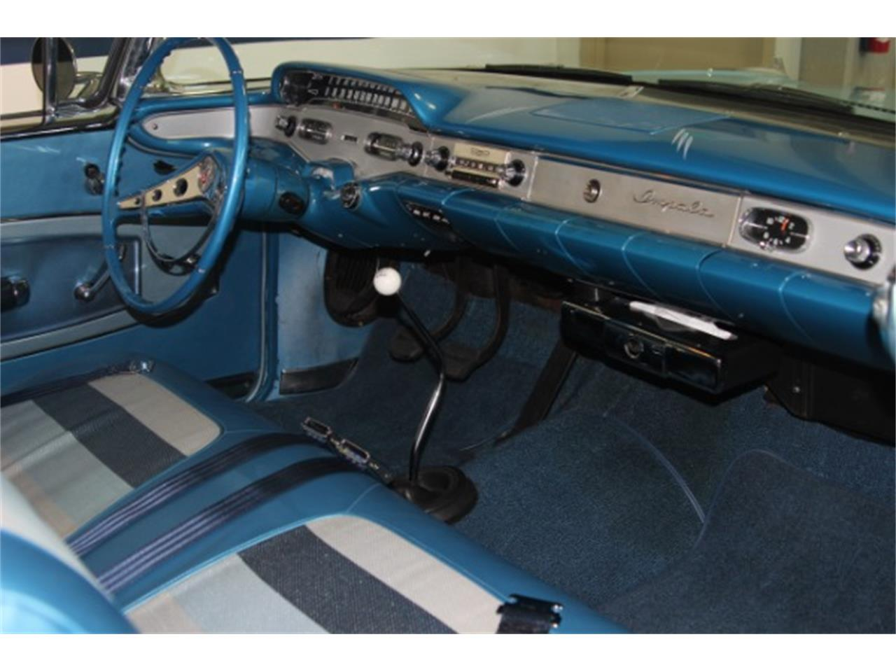 Large Picture of '58 Chevrolet Impala Offered by My Hot Cars - PGK4