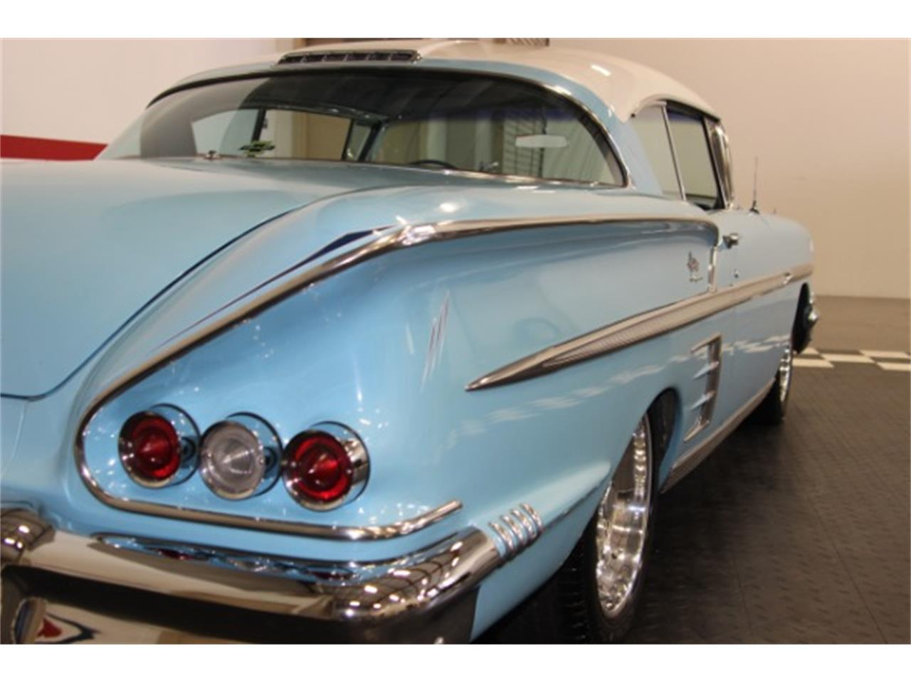 Large Picture of 1958 Impala located in California - PGK4
