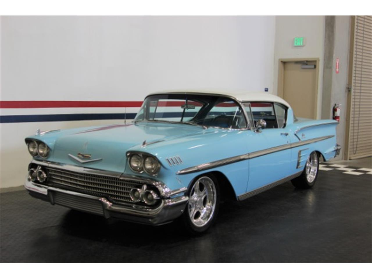 Large Picture of Classic '58 Chevrolet Impala Offered by My Hot Cars - PGK4