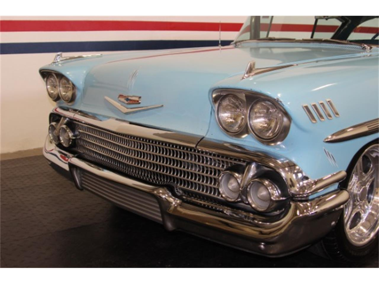 Large Picture of Classic 1958 Chevrolet Impala located in California Offered by My Hot Cars - PGK4