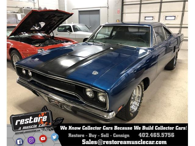 Picture of Classic 1970 Plymouth Road Runner located in Lincoln Nebraska Offered by  - PGKQ