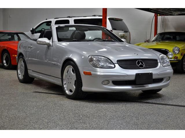 Picture of '03 Mercedes-Benz SLK-Class Auction Vehicle Offered by  - PGLC