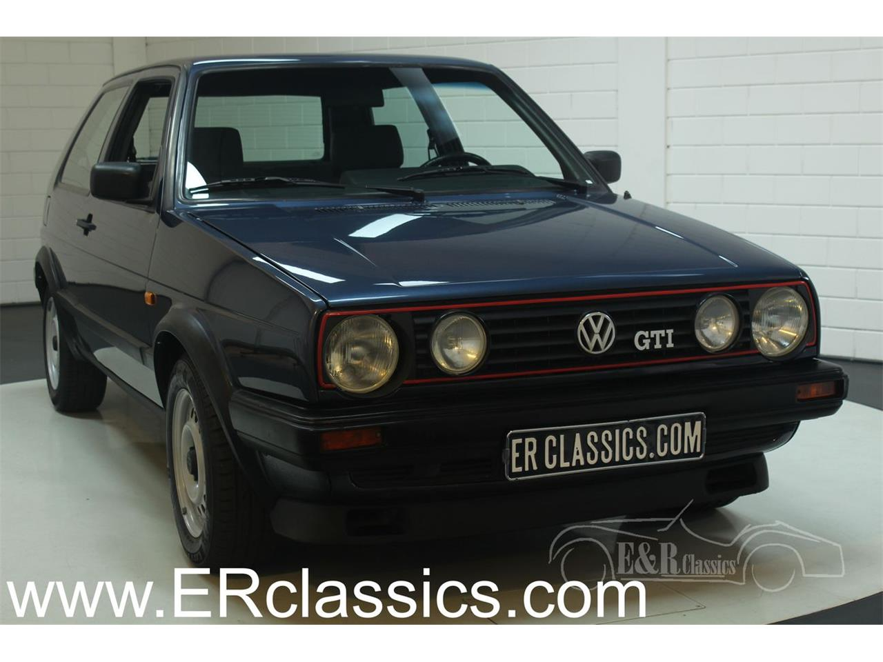 Large Picture of 1988 Volkswagen Golf located in Noord-Brabant Offered by E & R Classics - PGLO