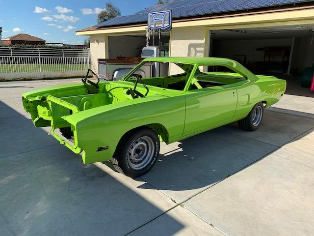 Picture of Classic '70 Road Runner located in Fresno California - PGLV