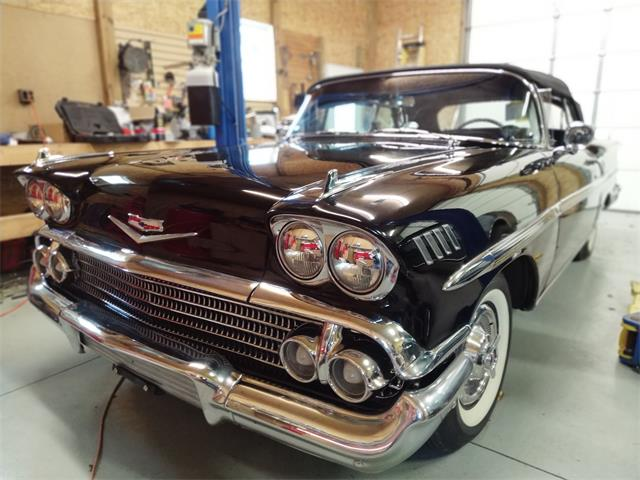 Picture of 1958 Chevrolet Impala located in Adrian Michigan - $90,000.00 Offered by a Private Seller - PGM0