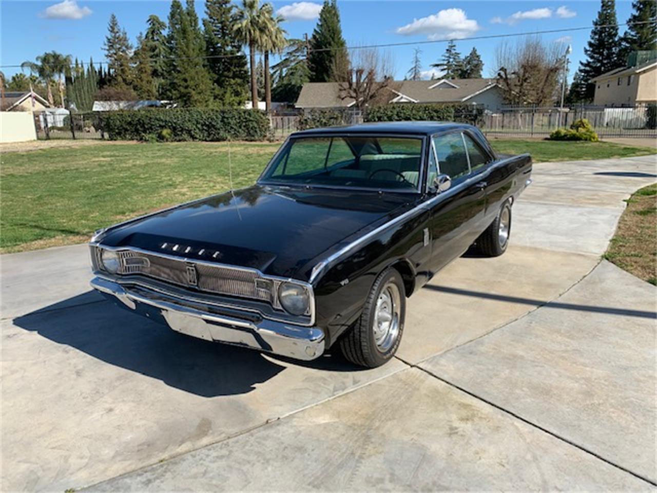 1967 Dodge Dart For Sale Classiccarscom Cc 1187931