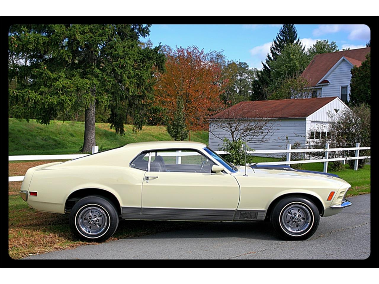 Large Picture of '70 Mustang - PGME