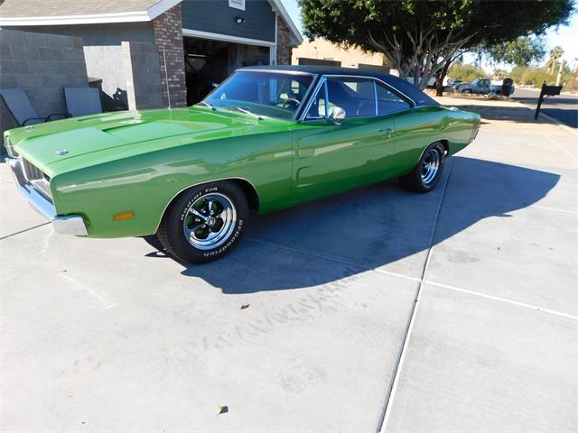 Picture of Classic 1969 Charger R/T located in Mesa Arizona - PGMF