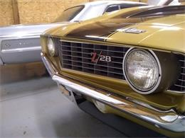 Picture of Classic 1969 Chevrolet Camaro Z28 located in Michigan - PGMJ