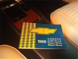 Picture of Classic '69 Chevrolet Camaro Z28 located in Michigan - PGMJ